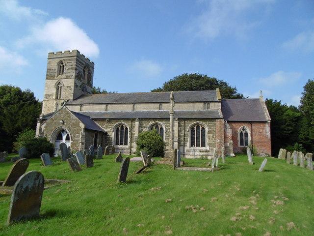 St Margaret's Church, Huttoft