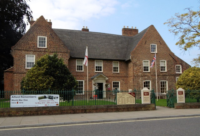 The Manor House on West Street, Alford