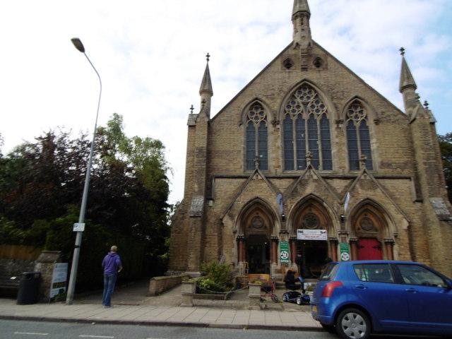 Former Church on West Street, Alford