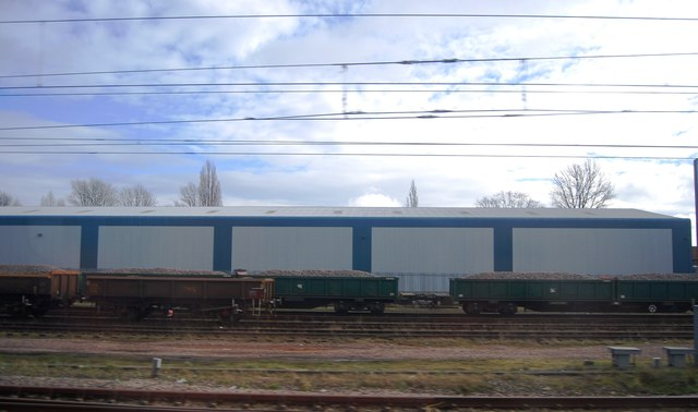 Industrial Unit by the East Coast Main Line