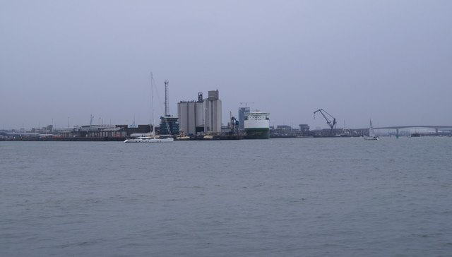 Southampton Eastern Docks