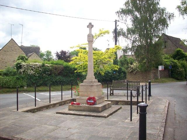 Fulbrook Memorial