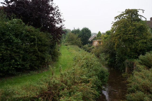 Laceby Beck, Laceby