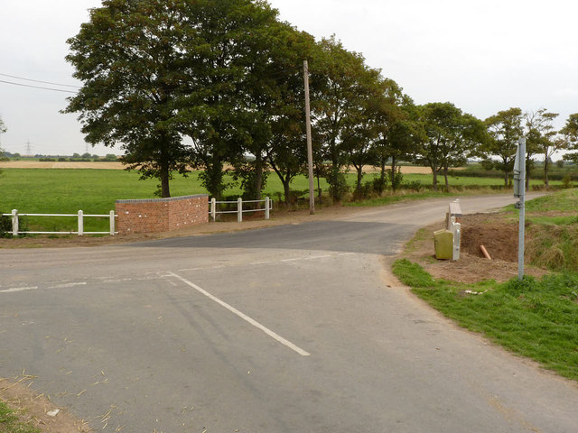 White's Bridge on Headstead Bank