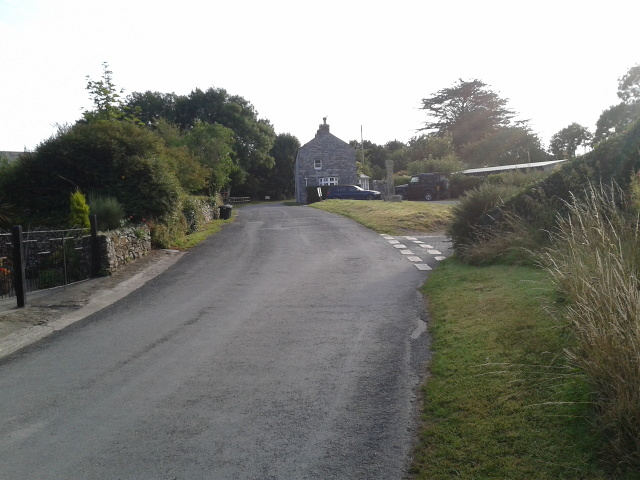Near the centre of Trequite