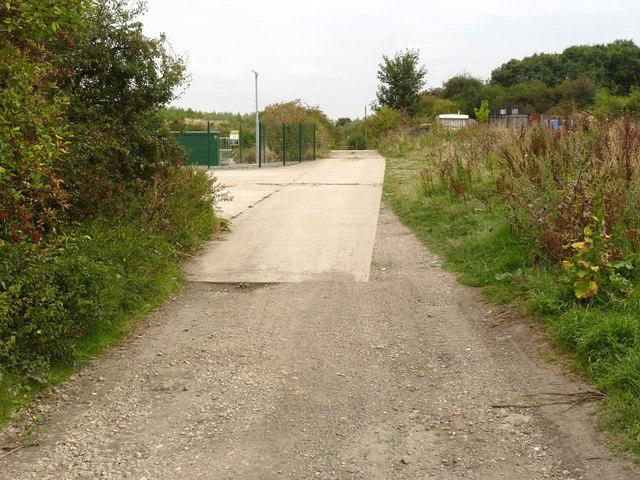 Marsh Lane, Cottam