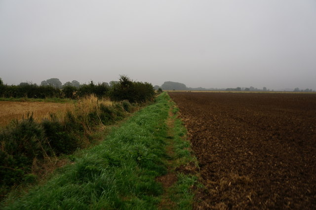 Path leading to Lopham Lane