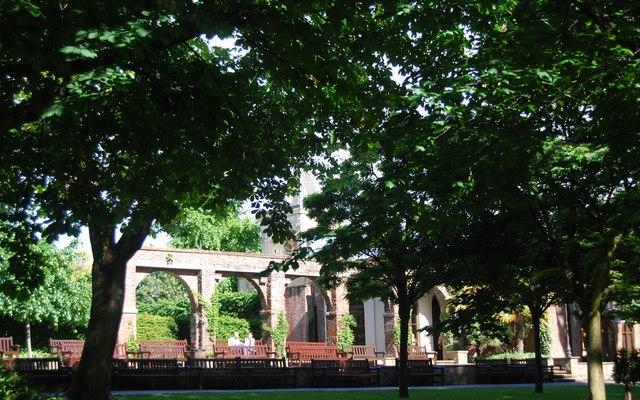Colonnades, Holland Park