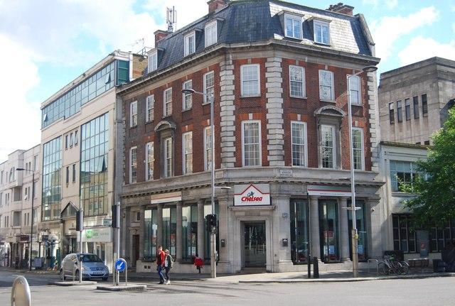 Chelsea Building Society, Kensington High St