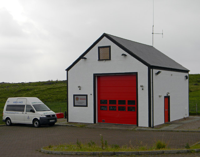 Lismore Fire Station