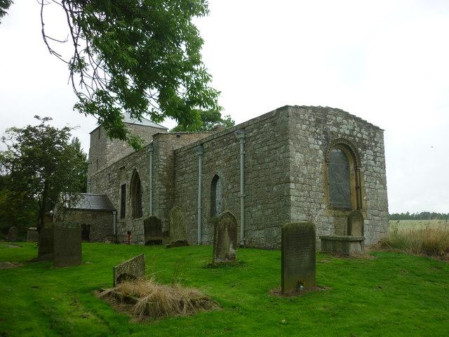 St John the Baptist Church (east)