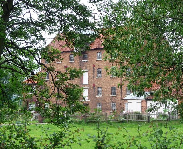 Fiskerton Mill, Fiskerton