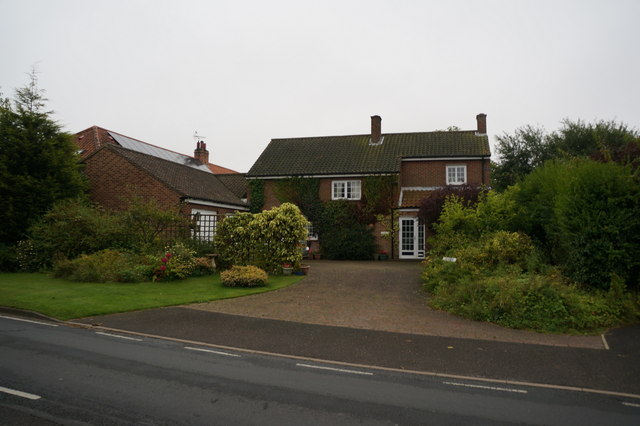 House on Waltham Road, Barnoldby le Beck