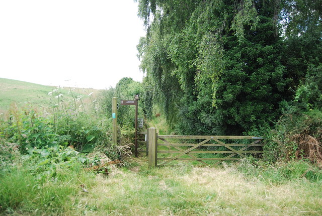 Bridleway to Alton Water