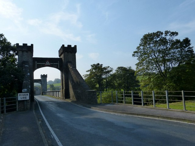 Middleham Bridge