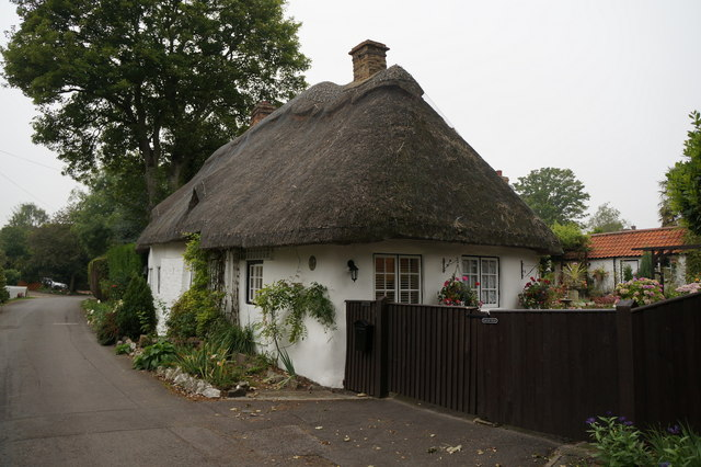 Thatched Cottage on Waithe Lane, Brigsley