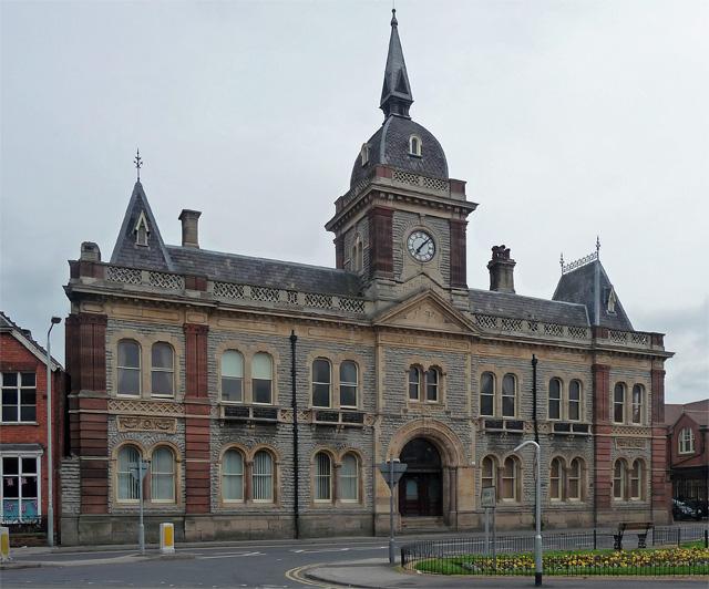 Former Castle Brewery Offices, Albert Street, Newark-on-Trent