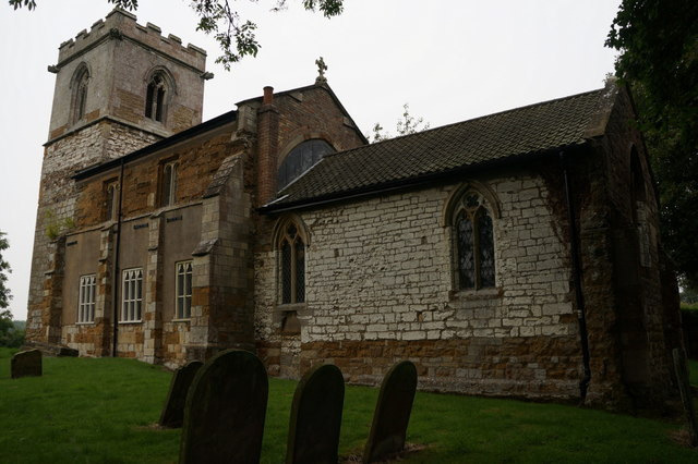 St Helen's Church, Brigsley