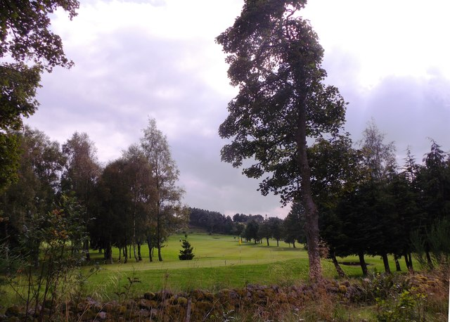 Torphins Golf Course