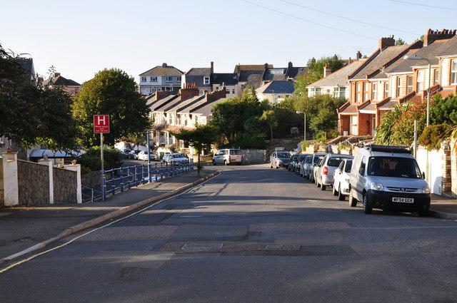 Ilfracombe : St Brannocks Park Road