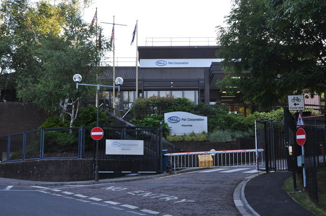 Ilfracombe : Pall Corporation