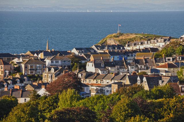 Ilfracombe : Town & Coast