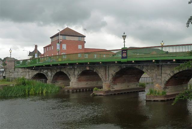 Trent Bridge, Newark-on-Trent