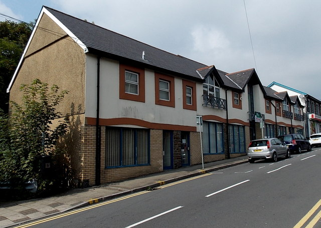 Oxford Street office for sale in Pontycymer