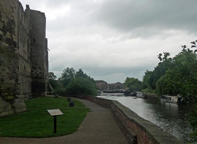 River Trent, Newark-on-Trent