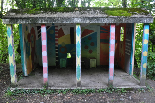 North Devon : Tarka Trail Hut