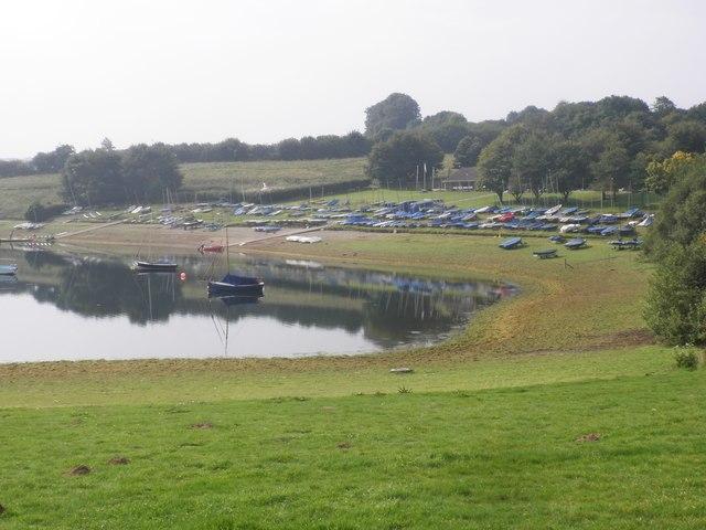 Sailing Club, Wimbleball Lake