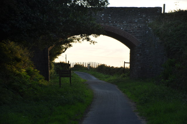North Devon : Tarka Trail & Lee Bridge