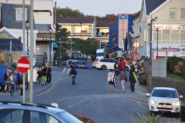 Woolacombe : Barton Road