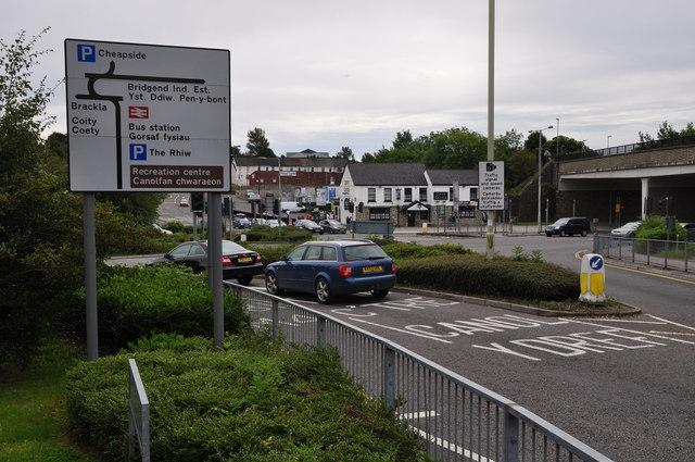 Bridgend : Litchard Hill