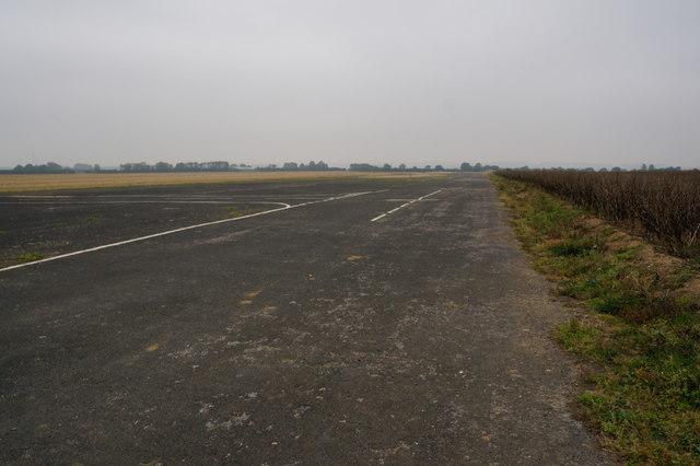 The former RAF Waltham