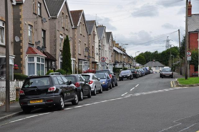 Bridgend : Morfa Street