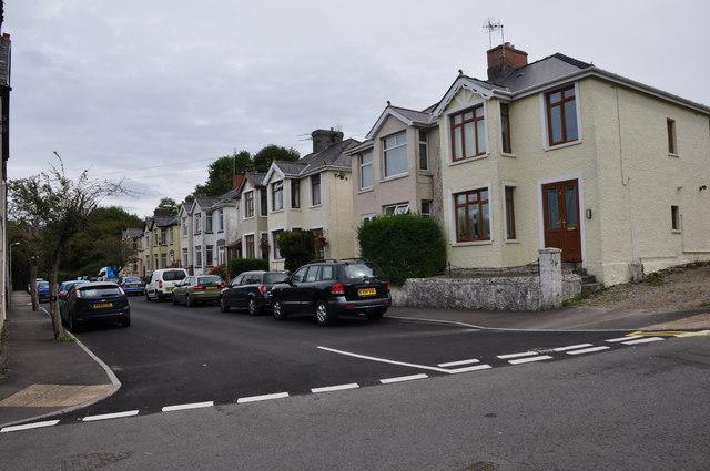 Bridgend : Herbert Street