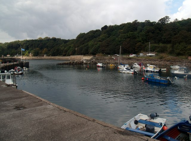 Harbour at West Wemyss
