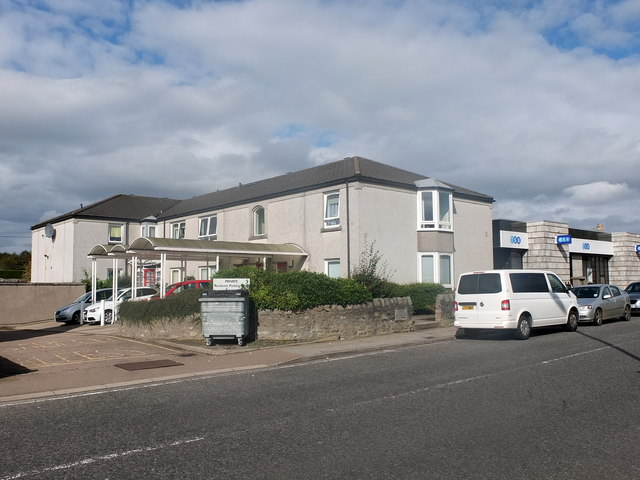 Sheltered housing, Victoria Street, Dyce