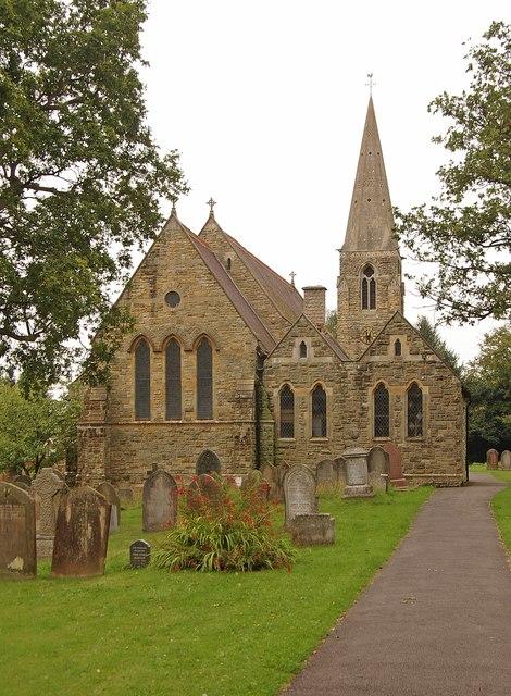 Church of St John The Evangelist, Copthorne