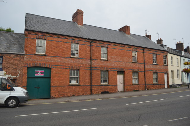 ACF Drill Hall - Mantle Street