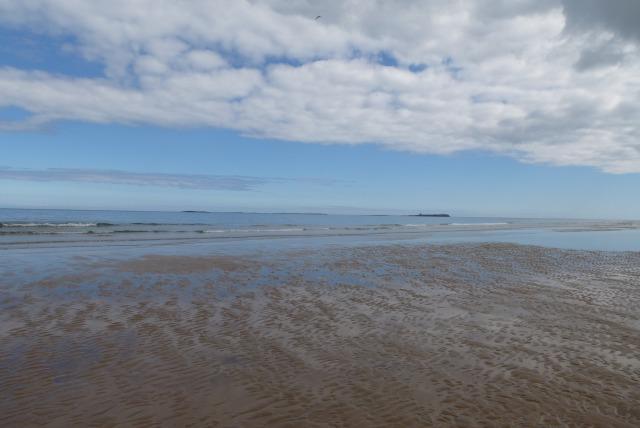 Sea at Bamburgh