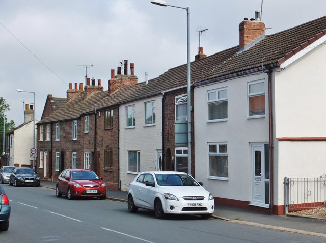 Main Street, Preston, Yorkshire