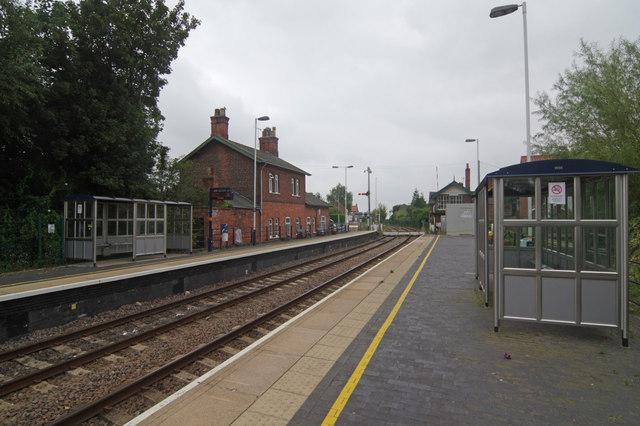 Wainfleet Station