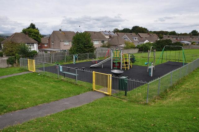 Bridgend : Playground