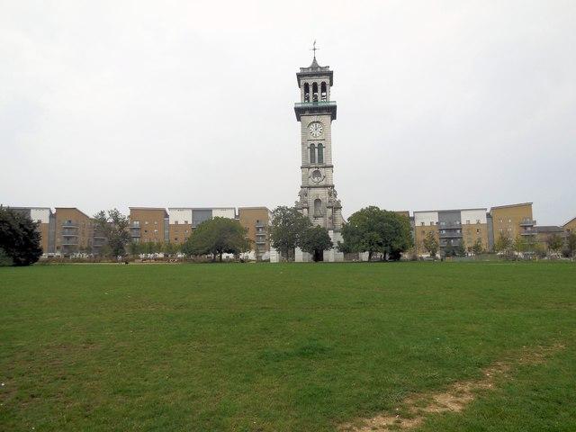 Clock Tower, Caledonian Park