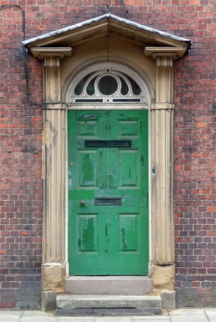 Detail of 14 Appleton Gate, Newark-on-Trent