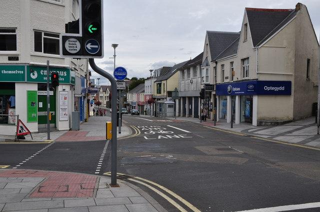 Bridgend : Nolton Street