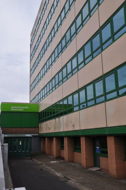 Bridgend : Job Centre Plus