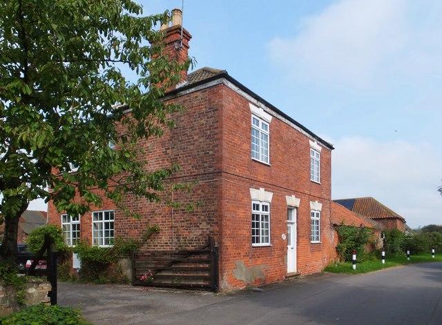 Middle Lane, Preston, Yorkshire